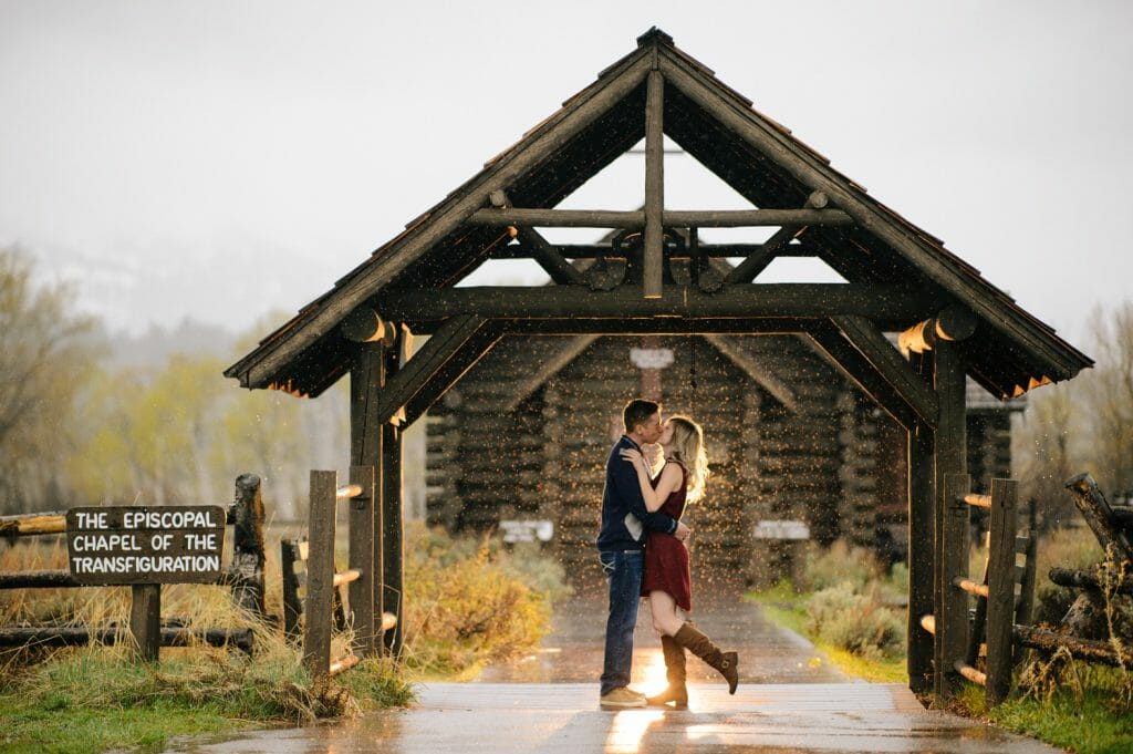 Grand Tetons Engagement