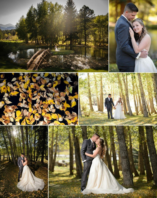 black canyon inn wedding photos