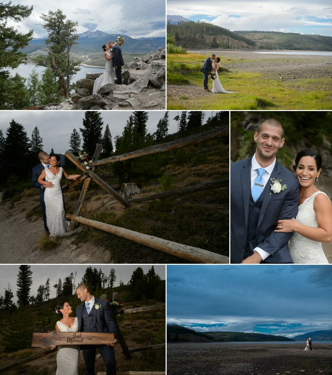 Sapphire Point Wedding Photos