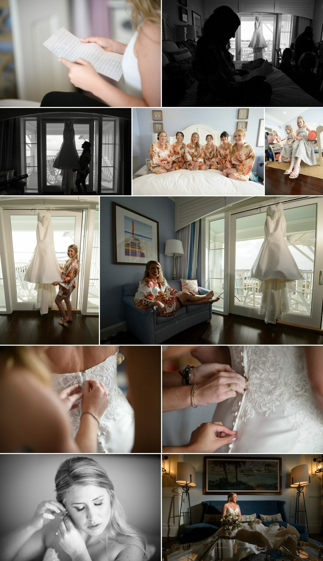 Charleston Harbor Resort and Marina Wedding