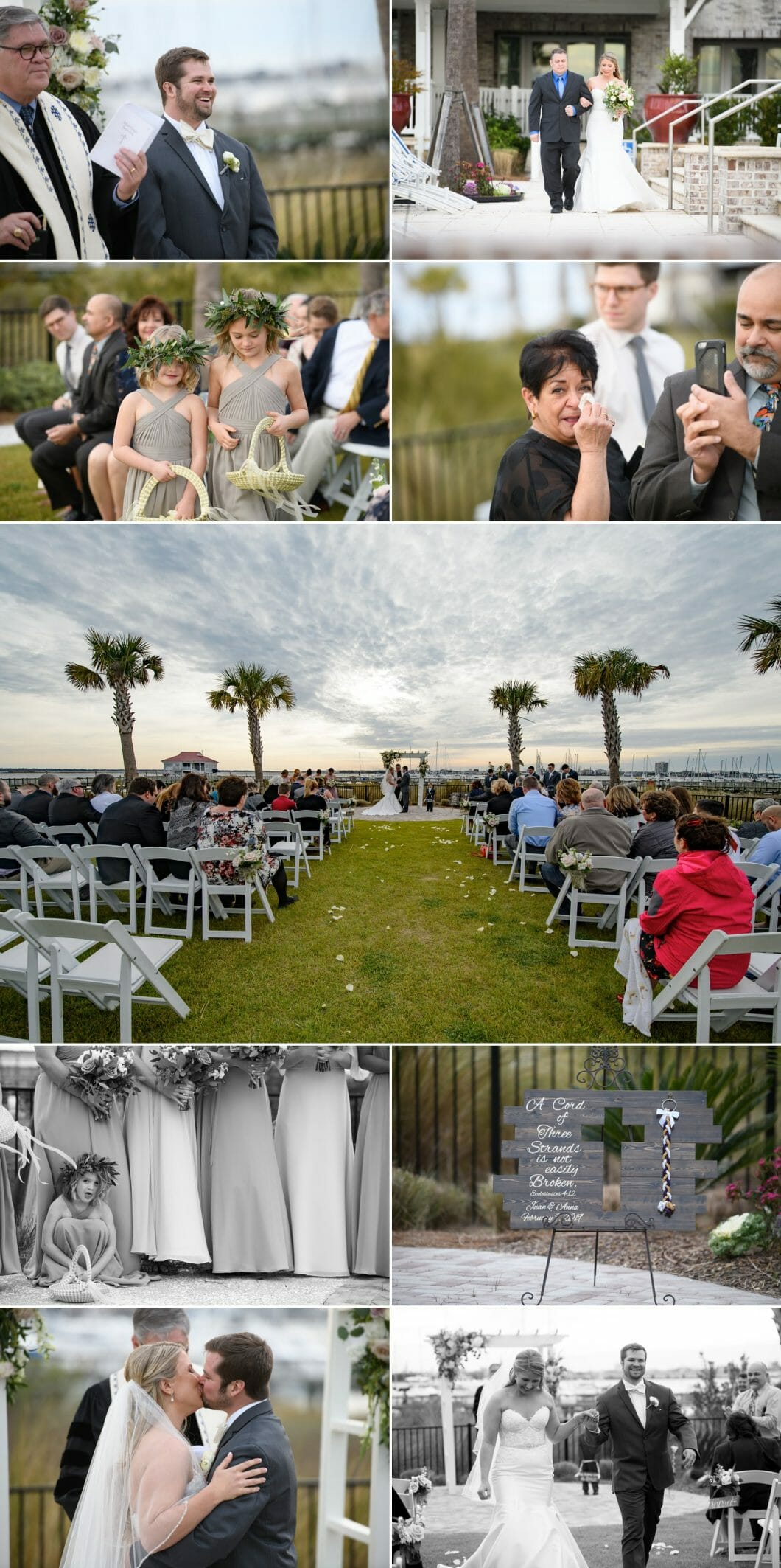 charleston harbor resort wedding