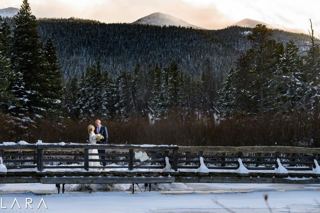 sprague lake wedding