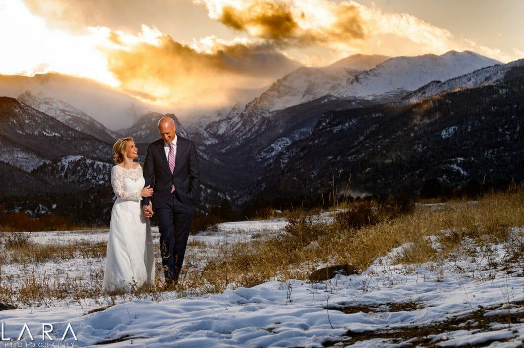 estes park wedding photographers elopement photographers