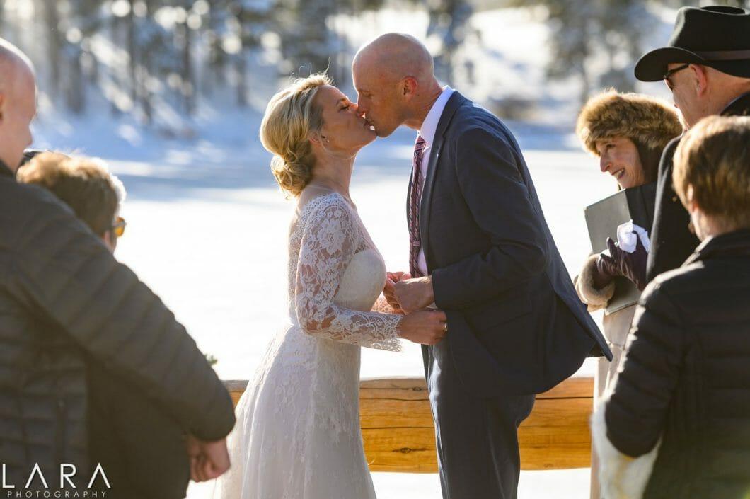sprague lake wedding photography