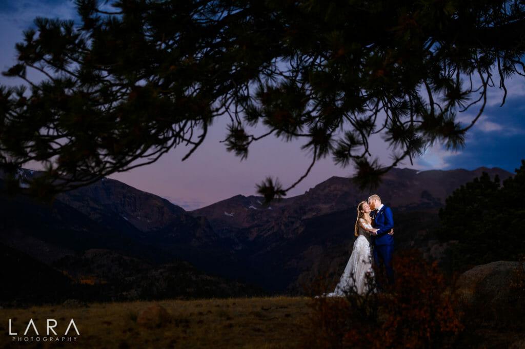 Wild Basin Lodge Wedding
