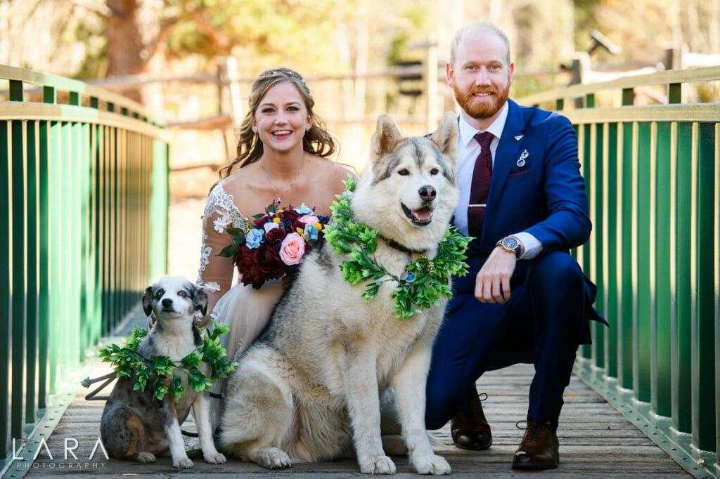 wild basin lodge allenspark wedding