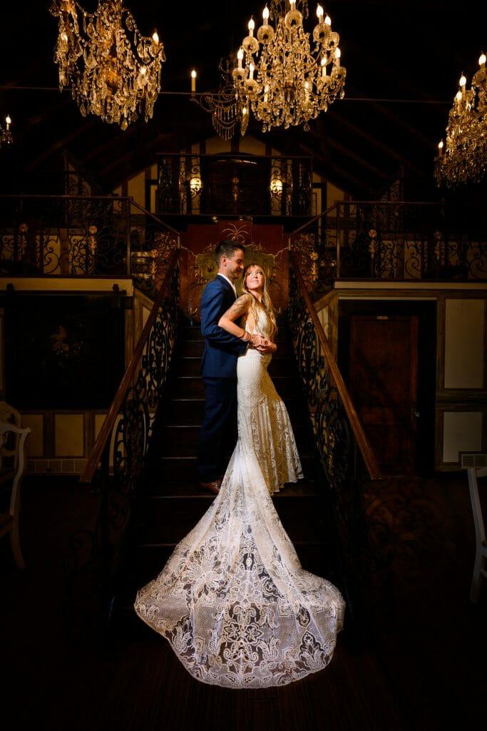 Wedding Photo at Lionsgate Manor