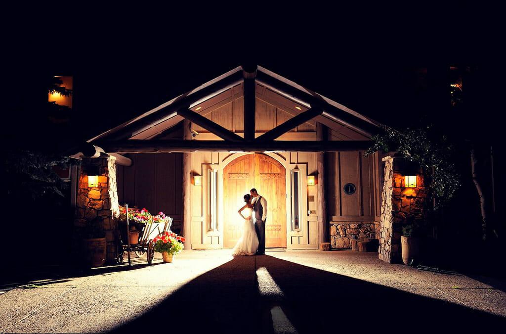 Taharaa Mountain Lodge Wedding