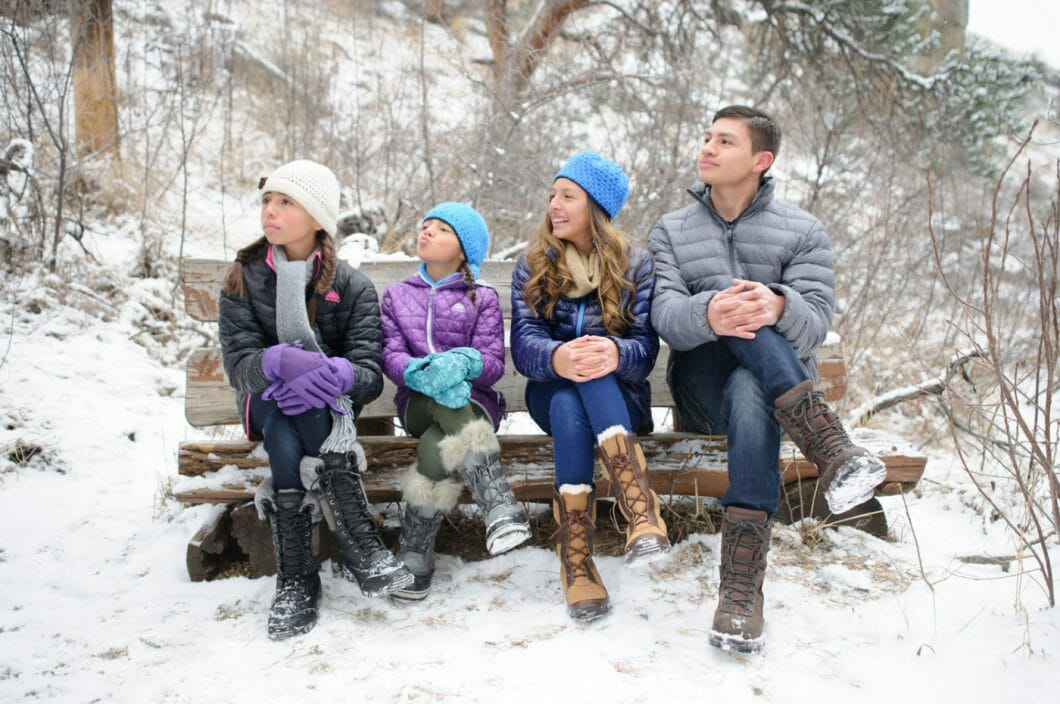 fort collins family portraits