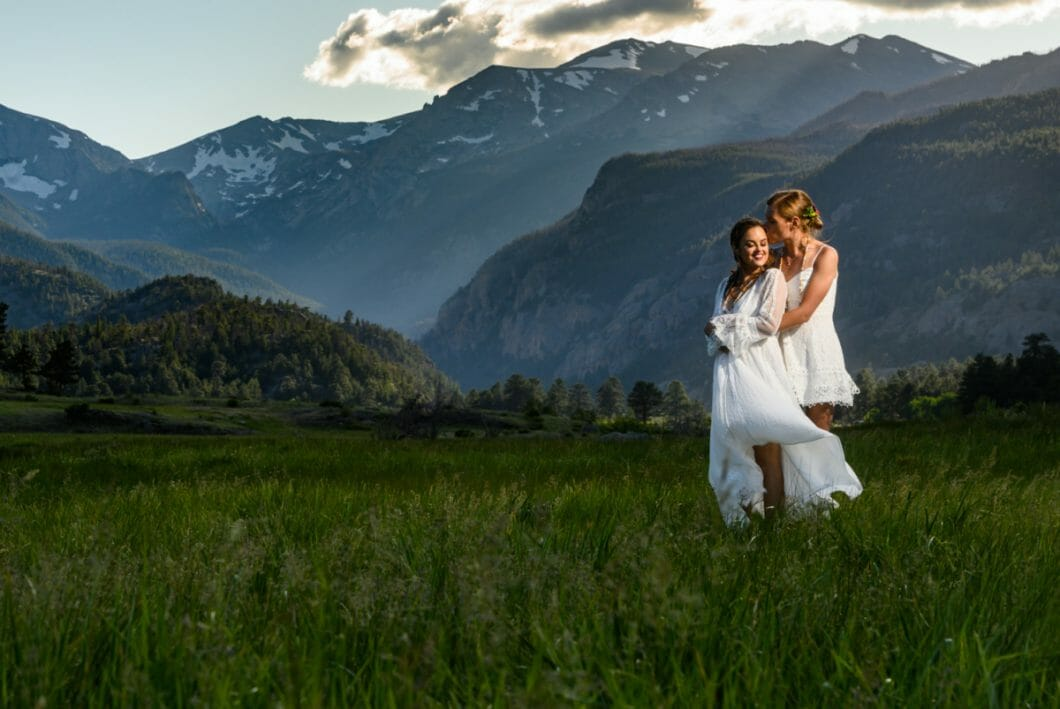 Colorado LBGT Wedding Photographer