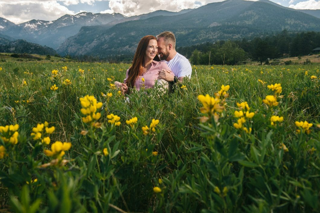 colorado engagement session sean lara photo