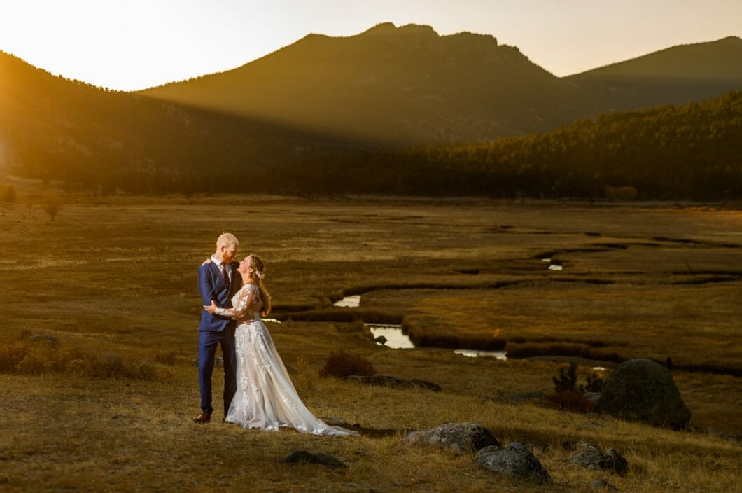 estes park weddings