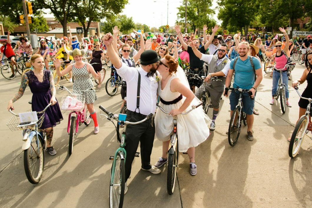 tour de fat wedding